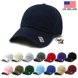 cbc276e5695e2 Image is loading ChoKoLids-Cotton-Dad-Hat-Adjustable-Blank-Cap-Low-