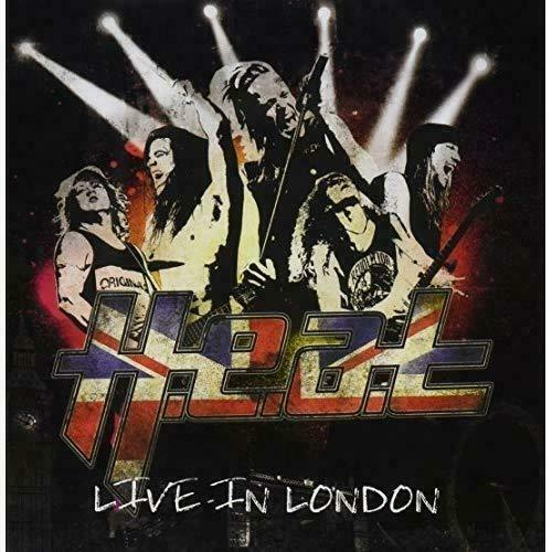 Live In London By H E A T Sweden Cd Mar 2015 For Sale Online Ebay