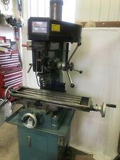 Enco Rf 30 Milling Amp Drilling Machine 2hp 1280 Serial 3191 220 Volt