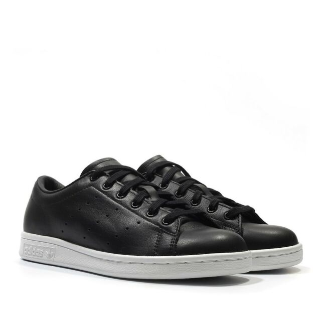 attractive price best selling many fashionable adidas Originals Hyke Aoh001 Stan Smith Haillet S82622 Black Men's Shoes Sz  8