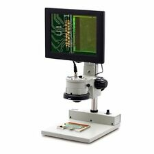 Aven 26700 104 00 Macro Zoom 8x And 10x Video Inspection System With Stand