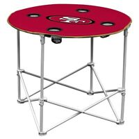 San Francisco 49ers Folding Table