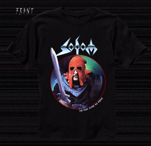 S à 6XL T /_ Shirt-Tailles Sodom-In the Sign of Evil-German Thrash Metal Band