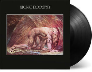 Atomic-Rooster-Death-Walks-Behind-You-New-Vinyl-LP-Holland-Import