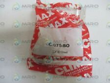 """NEW IN FACTORY BAG * CLIMAX 2C-037-S 3//8/"""" CLAMP COLLAR"""