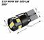 2x-T10-LED-W5W-PREMIUM-ULTRA-360-HP-300Lm-9-SMD-6000k-12V-1-7W-HQ-FLIP miniature 6