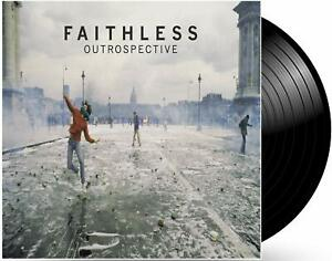 FAITHLESS-Outrospective-2017-reissue-180g-11-track-vinyl-2-LP-album-NEW-SEALED
