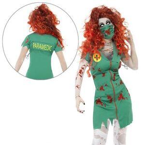 Sexy Adult Halloween Costumes Womens Fancy Dress Emergency Paramedic