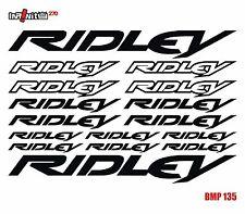 BMP135 bicycle bikes bmx frames restoration ridley sticker fahrrad aufkleber