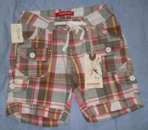 New-Unionbay-youth-girls-shorts-size-7-regular