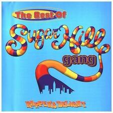 THE BEST OF SUGARHILL GANG - RAPPER'S DELIGHT U.S. CD 11 TRACKS GREATEST HITS