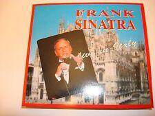 LIVE IN  ITALY Sinatra '62 & '86 and Sinatra, Davis, Minnelli 1989 Concert