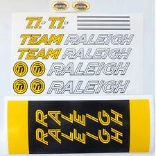 Navy Raleigh 1978 Grand Prix Chrome Decal Set Sku Rale-S162