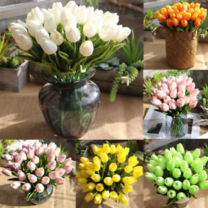 Artificial-Flores-Novia-ORQUIDEAS-RAMO-NOVIA-fiesta-Jardin-Decoracion-Hogar