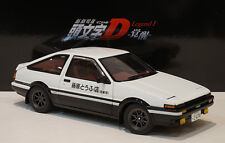 "Autoart 1/18 Toyota Sprinter Trueno AE86 Initial D New Film ""Legend 1"" 78798"