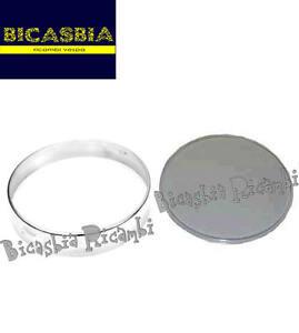 Le Meilleur 0920 Kit Vetro + Ghiera Contachilometri Vespa Px 125 150 200 Arcobaleno Saveur Pure Et Douce