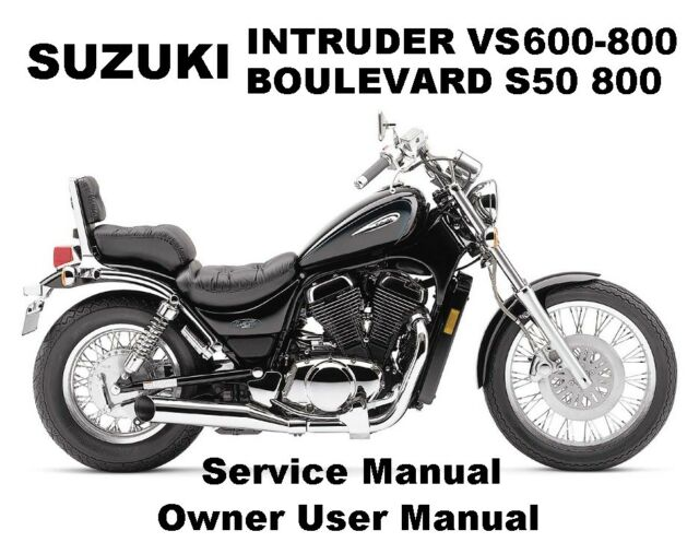 suzuki savage ls 650 boulevard s40 service workshop repair parts rh ebay com au Suzuki Quadrunner 250 2002 Suzuki 250 Motorcycle