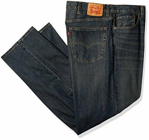 35d30002108 Men's Levi's 550 Relaxed Fit Jeans 48 X 29 Medium Wash Big & Tall WOW for  sale online   eBay