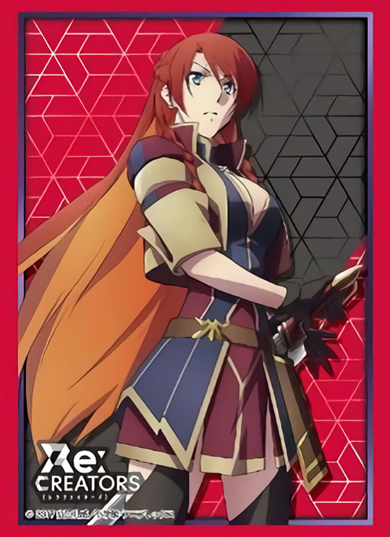 Re:Creators Selesia Yupitiria Card Game Character Deck Box Case Vol.247 Anime