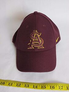 ASU-Arizona-State-University-Sun-Devils-NCAA-Nike-Baseball-Cap-Hat-One-Size