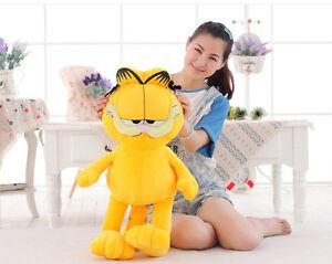 80cm Big Garfield Cat Giant Large Stuffed Animals Soft Plush Toy Doll Xmas Gifts Ebay