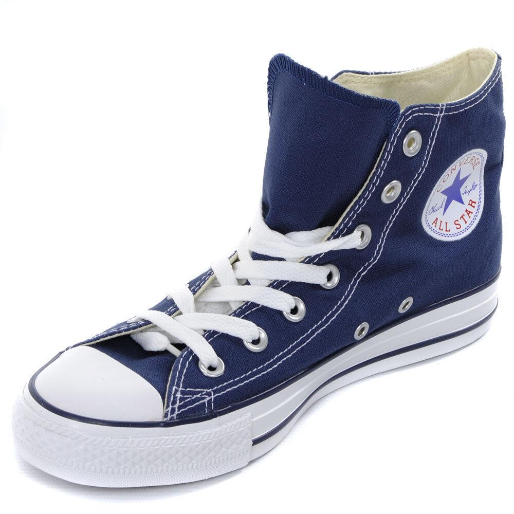 Converse Converse Converse All Star HI Top Scarpe Da Ginnastica in Tela-Blu Scuro Taglie da uomo, donna | A Prezzo Ridotto  | Uomo/Donne Scarpa  f31873