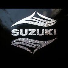 2x Aufkleber Sticker Suzuki vintage #0574