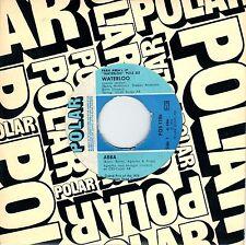 "7"" Abba – Waterloo (Svensk Version) / Honey Honey (Svensk Version) / Sweden 1974"