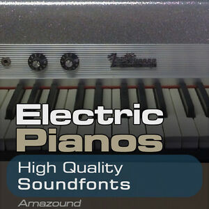 Details about ELECTRIC PIANOS SOUNDFONT COLLECTION 64 SF2 FILES RHODES &  OTHER BEST VALUE EVER