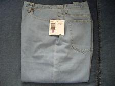 Women's Pants LIZ CLAIBORNE LIZSPORT Size 14 BLUE PRE-WASHED NWT