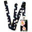 Beautiful-FLOWERS-Standard-size-ID-badge-holder-and-lanyard-neck-strap-gift thumbnail 44