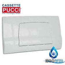 Cassetta Placca Pucci SARA Bianca 80006710 pucci 6710