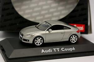 Schuco-1-43-Audi-TT-Coupe-Grise