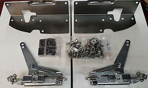1951-Ford-pickup-truck-Door-Latches-truck-Bear-Claw-Latch-Kit