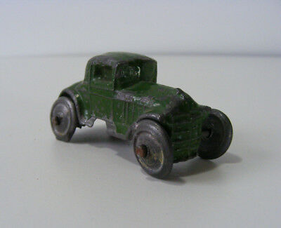 Micro Denmark Vintage 1930's Toy Car Ultra Rare Prewar Item Good Cond. Diecast