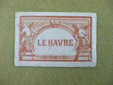 rare album souvenir le havre normandie 14 lithographies 19ème siècle eugène Lévy