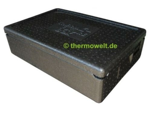 5 x Profi Thermobox Isolierbox 1//1 GN 117mm Nutzhöhe Thermobox 1 1 GN