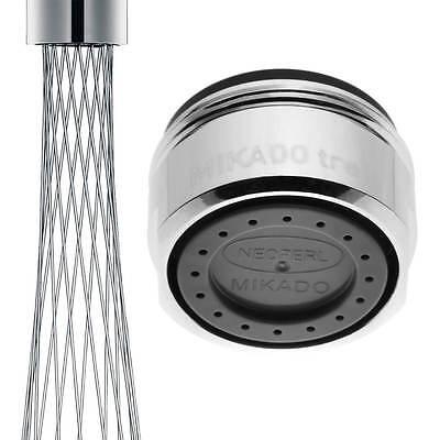 Attivo Aeratore Per Rubinetto Risparmio D'acqua 88% Neoperl Mikado Design 1.2 L/min Medulla Benefico A Essenziale