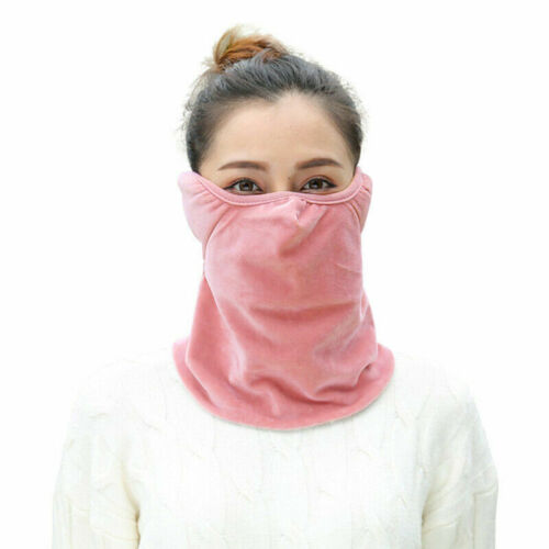 1PC Anti Dust Face Mask Protecter Face Ear Neck Winter Mask Soft Mouth Cover