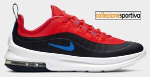 Nero Col Axis gs Air Ah5222 601 donna rosso Scarpe Uomo bianco Max Nike X66vwz