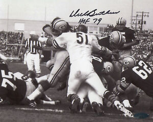 Dick-Butkus-Signed-034-HOF-79-034-8x10-Photo-Bears-Autograph-Tristar-COA-7720961