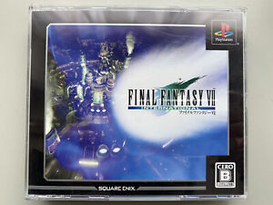 FINAL FANTASY VII 7 INTERNATIONAL Ultimate Hits [ Sony PlayStation 1 PS ] Japan