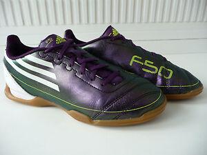 Adidas-F50-Fussballschuhe-Groesse-38-1x-getragen-NP-39-Euro