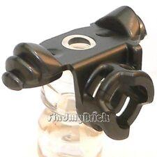 A013B Lego Armor Shoulder Pads Scabbard Lloyd ZX - Pearl Dark Gray - 70815 NEW