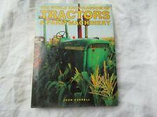 Encyclopedia Of Farm Tractors John Deere Case Lanz Bulldog Farmall Rumely