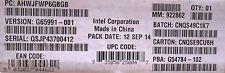 Intel AHWJFWP6GBGB 6Gb/s SAS Bridge Board/Cable Accessory Kit New Bulk Packaging