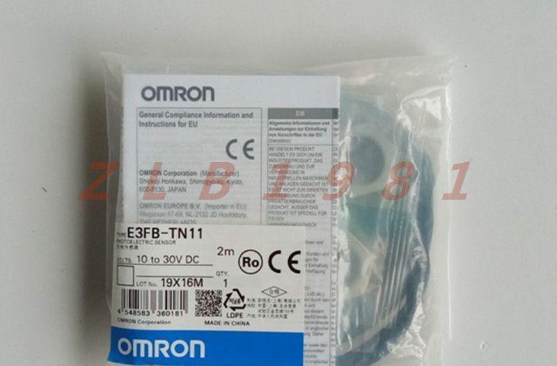 ONE NEW- Omron sensor E3FB-TN11