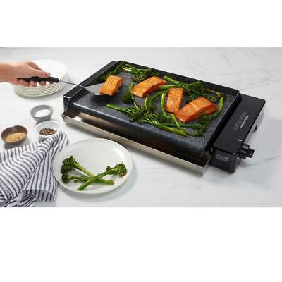 Curtis Stone Dura-Electric Nonstick Grill Griddle Model 586-512