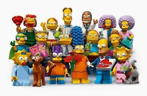 LEGO-71009-Minifigures-Serie-The-Simpsons-2-Scegli-il-personaggio