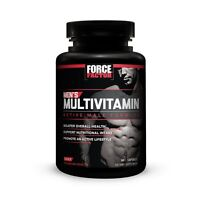 Force Factor Men's Active Multi-vitamin - 60 Or 120 Tablets - Brand